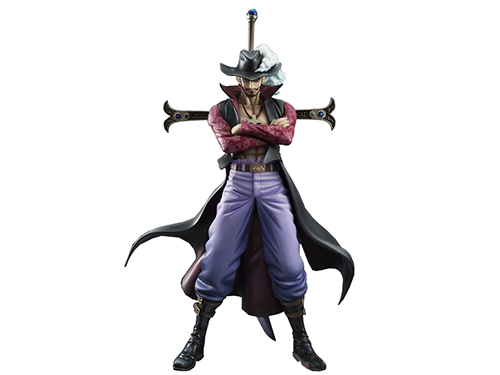 Pirate king character model (manual) - Spray